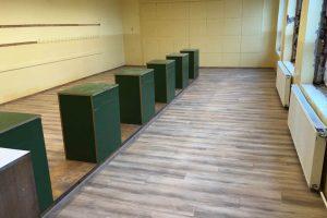 vízálló laminált padló burkolat fektetése