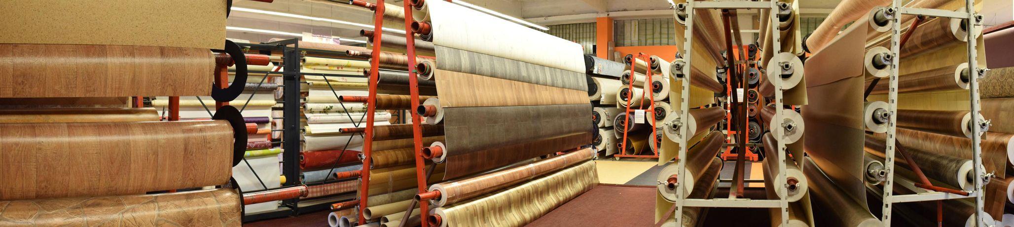 PVC padló osztályunk